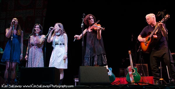 Bruce Cockburn - Walin' Jennys - Jenny Scheinman - Kate Wolf Memorial Music Festival - 2011