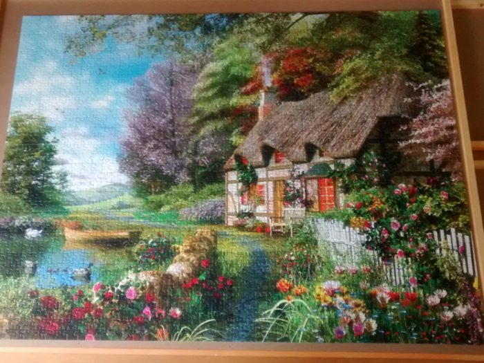 Cottage in the Woods 1500 Ravensburger