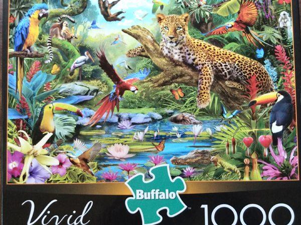 Leopard Jungle Vivid Buffalo 1000