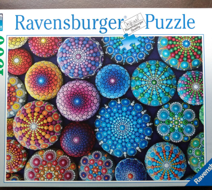 One Dot at a Time - Elbeth Mcclean - Ravensburger 1500