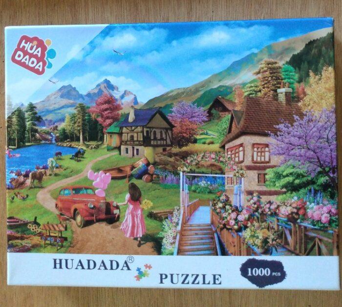 Lakeside Cottage Huadada