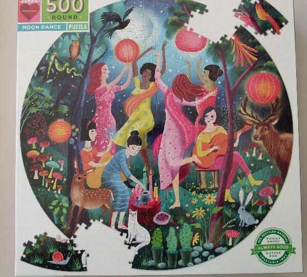 Moon Dance eeboo 500