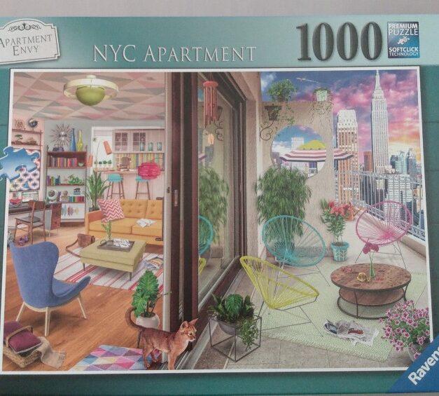 NYC Apartment 1000 Ravensburger