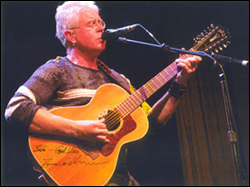 Bruce Cockburn Mystic Theater Petaluma July 2003