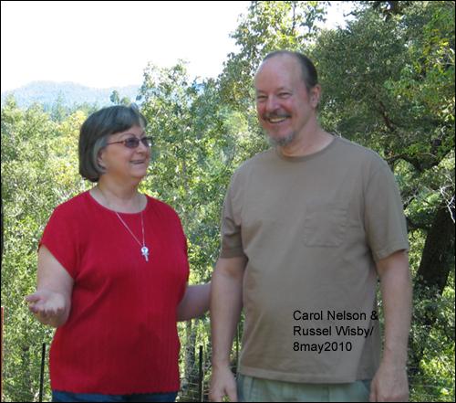 Russel Wisby & Carol Nelson