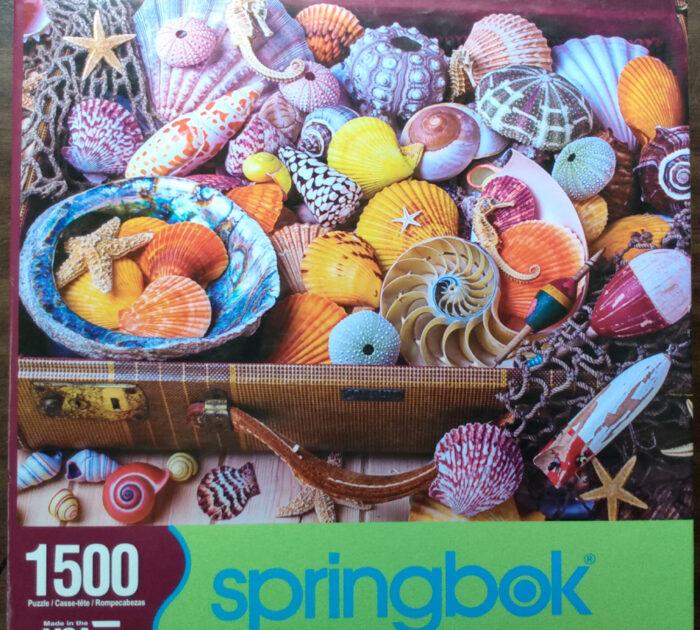 Shells 1500 Springbok
