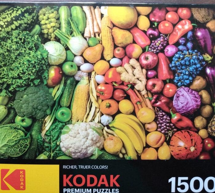 Veggies Kodac 1500