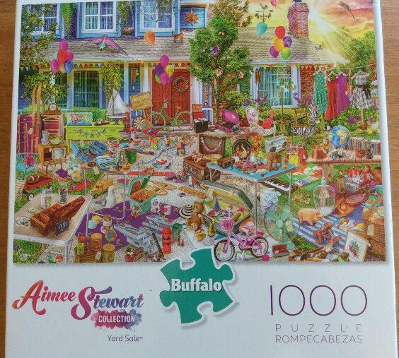 Aimee Stewart Yard Sale Buffalo 1000
