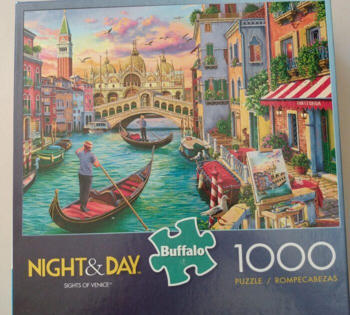 Sights of Venice - Night&Day Buffalo